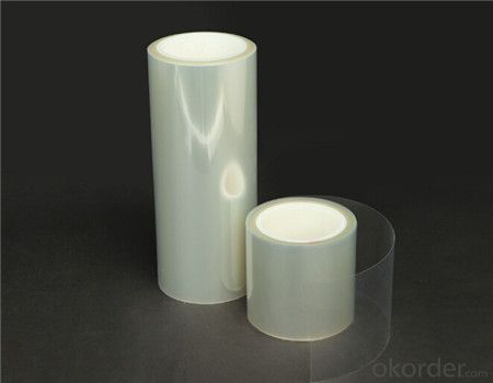 PET Double Layer Silicone Protective Film