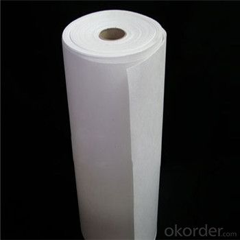 Ceramic Fiber Paper 1430c Heat Resistant Insulation Hot Sale