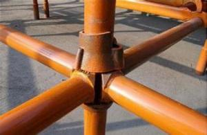 Cup-lock Scaffolding System for Shoring Formwork