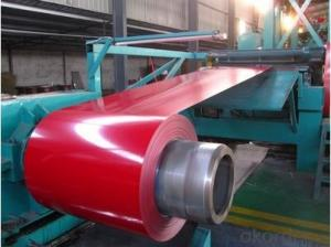 PRIMER GOOD COLOR   PPGI GALVANIZED STEEL COIL