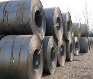 Hot Rolled Steel Coil for Construction Materials