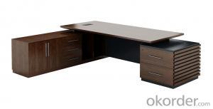 Office Desk Sets MDF Material New Design