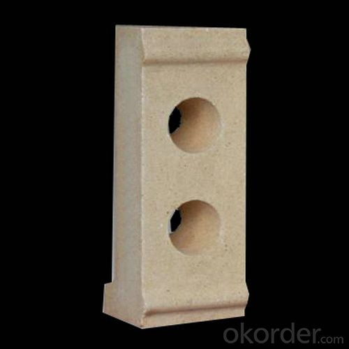 Fireproof Refractory Fire Brick Corundum Brick for High Temperature Ladle Kiln