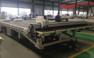 2015 Full and Semi automatic glass cutting machine for Bulk Glass Cutting