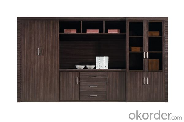 Office File Cabinet with Vaneer-Painting Surface