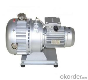 High Capacity Oil Free  Scroll Vacuum Pump