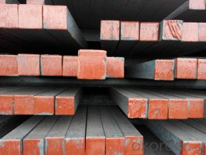 Steel Square Billets for construction Q195 and Q235 Materials