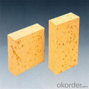 High Quality Silica Refractory Bricks for Hot Blast Stove