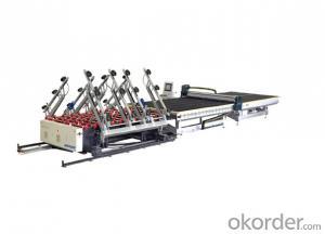 2015 Full and Semi automatic glass cutting machine Hot selling