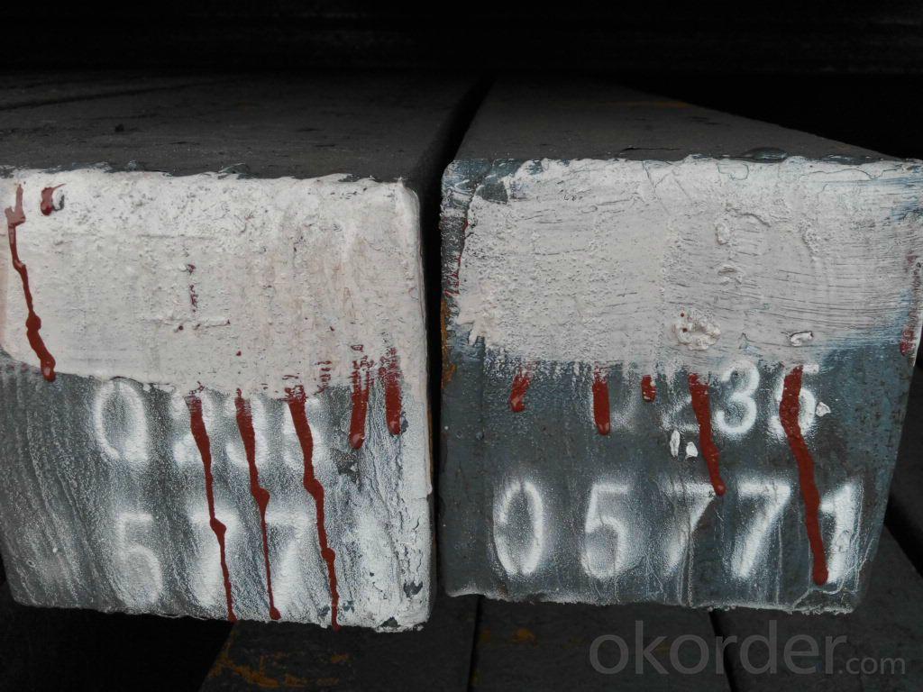 Square Billets for construction Hot Sale Deformed Billet