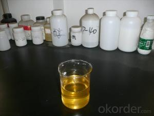 Polycarboxylate Type Slump Retaining Agent of Solid Content  50%