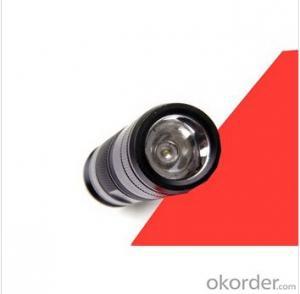 Muti Screwdrivers Tail Lumens 3xAAA Batt Middle Switch Single Modes Aluminum Flashlight