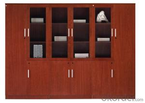 Office File Cabinet with Vaneer Painting
