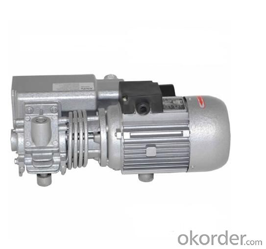 China Single Stage Rotary Vane Vacuum Pumps