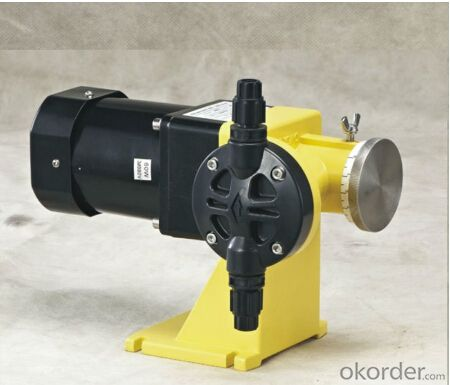 Mechnical Diaphragm Chemical Dosing  Pump