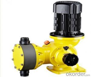 VSD Drive Mechinical Diaphragm Dosing Pump