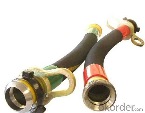 Cloth Surface Industry Rubber High Pressure Hydraulic Hoses
