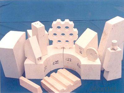High temperature Corundum Mullite bricks