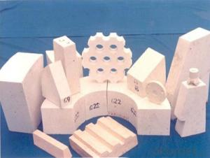 High temperature Corundum Mullite bricks