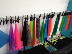 High Visible Color Reflective Fabric Material