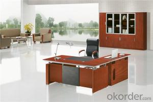 Office Executive Table with MDF and Vaneer