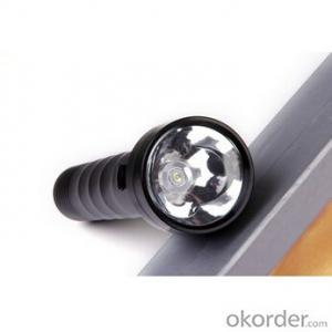 3XD Cell Lumileds Led Middle Switch Aluminum Flashlight