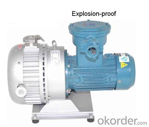 High Pressure Dry Scroll Explosion-proof Vacuum Pumps
