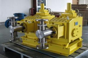 Hydraulic Plunger Postion Dosing Metering Pump