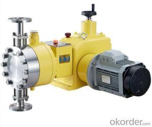 High Pressure Hydraulic Dosing Metering Pump