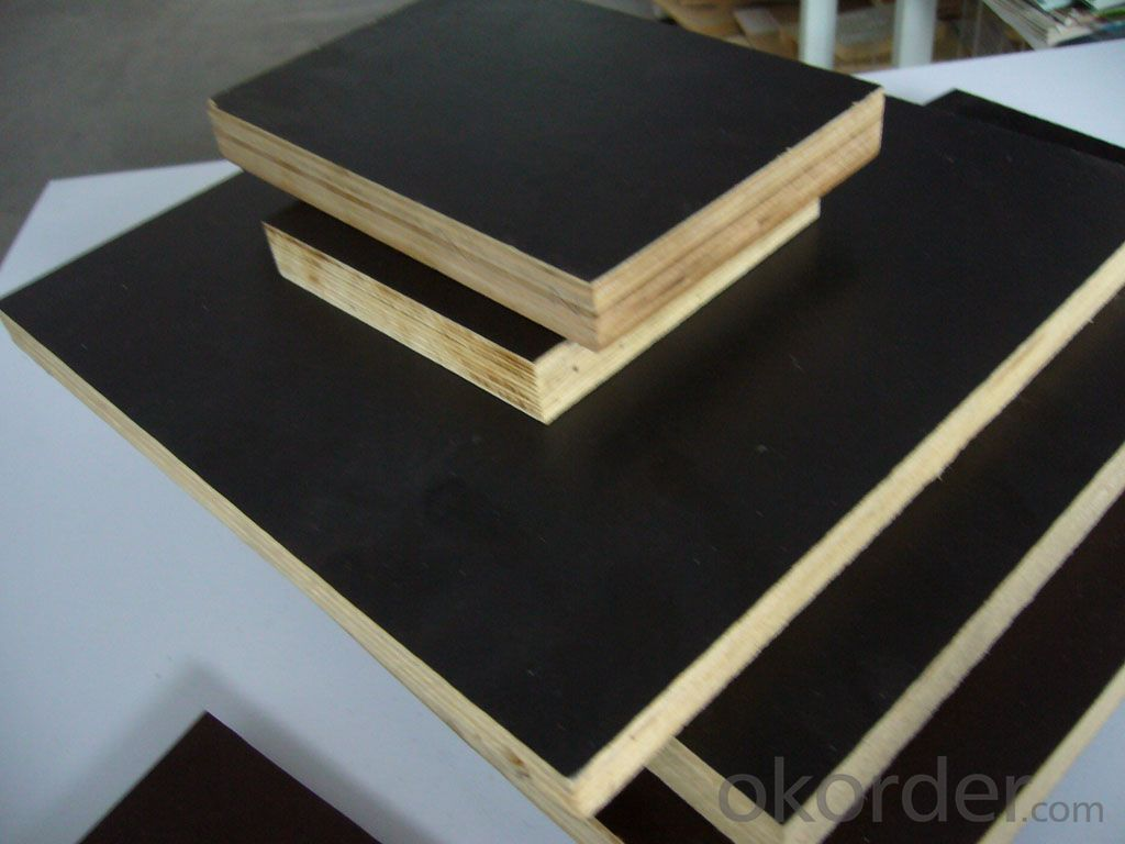 Finger Joint Film Faced Plywood Two Time Hotpress Combi Core