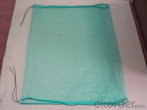 Good Quality Firewood Mesh Bag Mono Filament