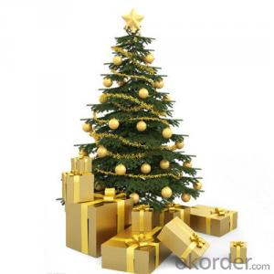 Artifical Christmas Tree with Decoration of Big Size