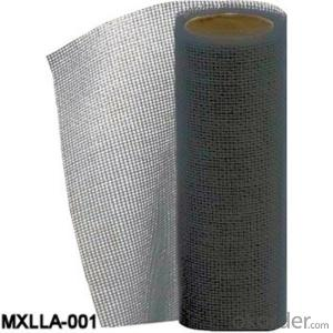 Black Gray Plisse Insect Screen Mesh Mosquito