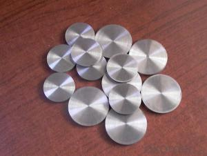 Aluminum Circle Disc for Cookware Kitchen Use