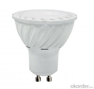 LED   Spotlight    GU10-DC041-24SMD5050-WV