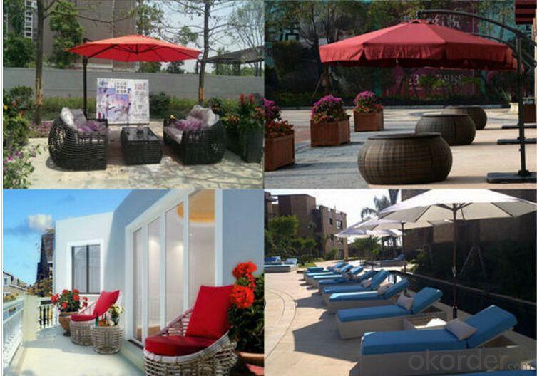 Leisure Garden PE Rattan Outdoor Table Chair