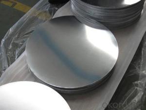 Aluminum Circle for Pressure Pan Hot Rolled