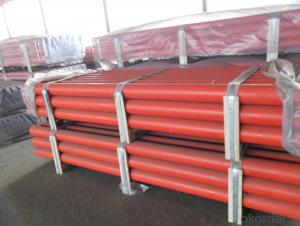 PVC Pipe with High Quality for Water Supply