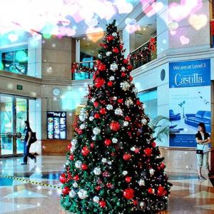 Christmas Tree with LED Lights Wholesale