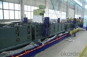 Boat AC Plate Roll Forming Machine GY180