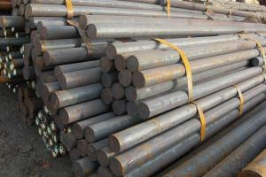 Hot Rolled Round Steel Bars with Cr A36, Q235, SS400