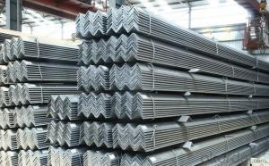 Steel Equal Angle with Good Quality 120*120*8.0-10.0mm