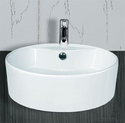 Under Counter Basin / High Quality Various Design Ceramic Art Basin/Cabinet Basin