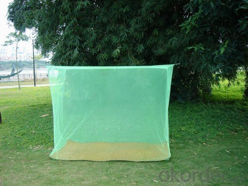 Polyethylene Long Lasting Insecticide Treated Mosquito Nets
