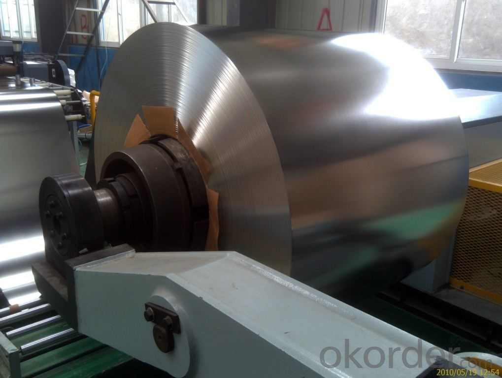 DR Temper Tinplate for Metal Can Making, Top Quality
