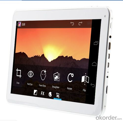 4.3 Inch Dual Core Children Tablet  Kids Tablet PC
