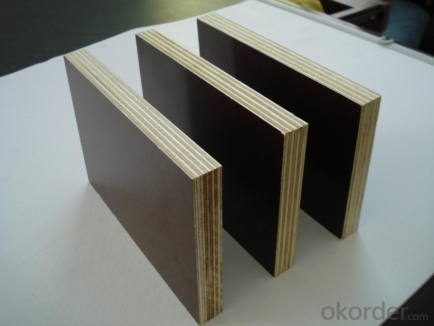 Shuttering Plywood Brown Film Hardwood Core WBP Glue