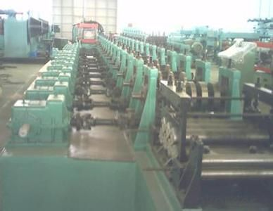 Section Steel Roll Forming Machine GY150 ,180