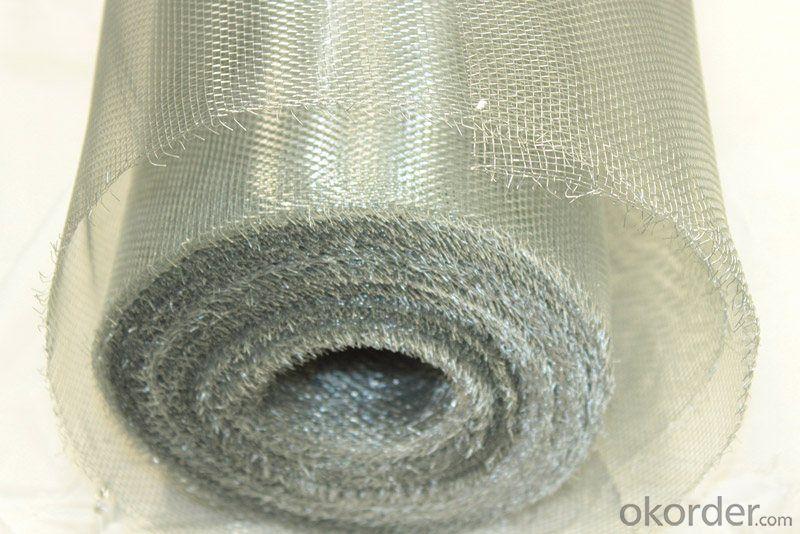 Fiberglass  Mesh Weave Insect Screen Mosquito Net