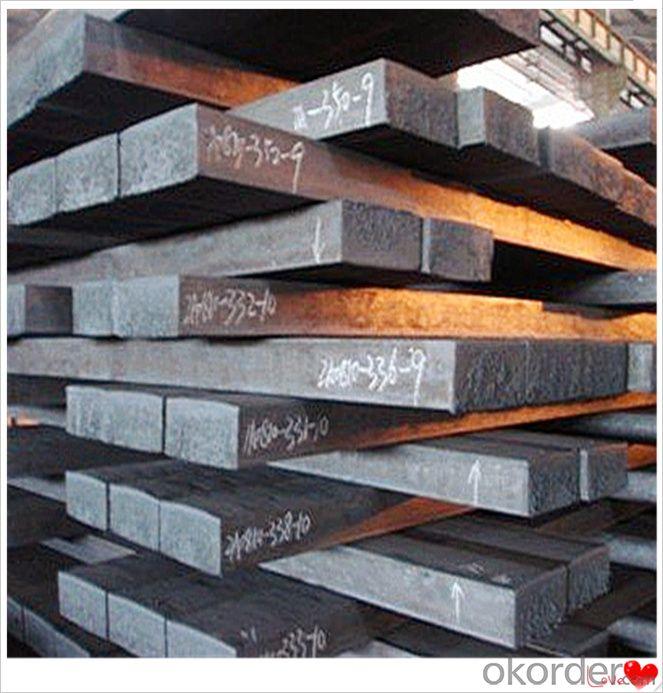 Damascus Steel Billet Q235,Q255,Q275,Q345,3SP,5SP,20MnSi Made in China